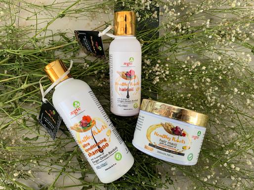 Aegte - Luxurious Hair & Skin Care Brand