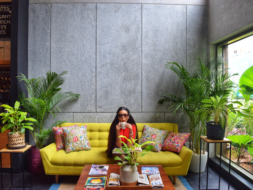 Hyatt Centric MG Road Bangalore – A dash of freshness in the city