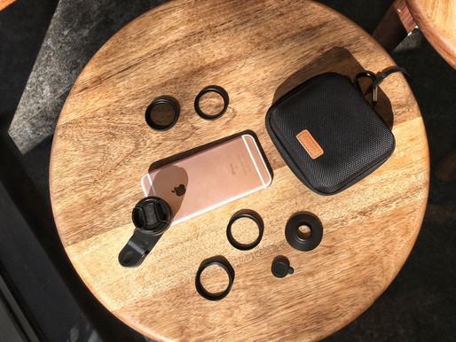BOMGOGO - Lenses & Filters for your Smartphone on the go