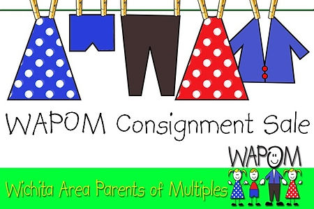 WAPOM Consignment Sales Logo