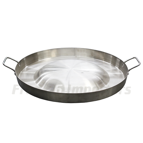 Stainless Steel Comal 54*5.4cm