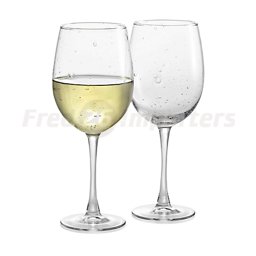 Luminarc Bola 19.25oz. Tulip White Wine Glass Set