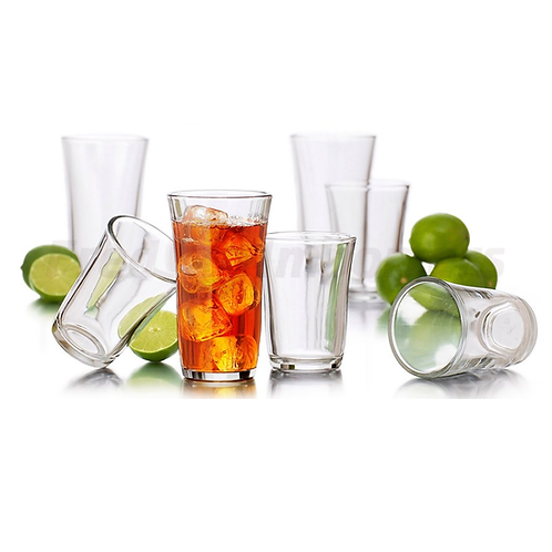 Libbey Cosmos 8-Piece Glassware Set