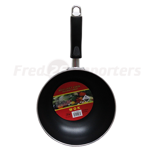 "Brilliant Cook 8"" (20cm) Wok Pan"
