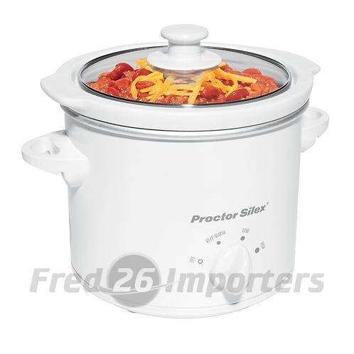 Proctor Silex 1.5 Quart Slow Cooker