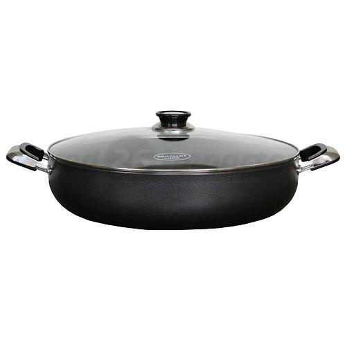 """Brilliant Cook 16"""" Deep Low Pot"""