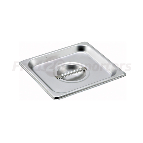 Sixth Size Solid Cover for Steam Pans