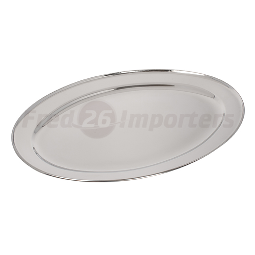 "16"" x 10-1/4"" Oval Platter"