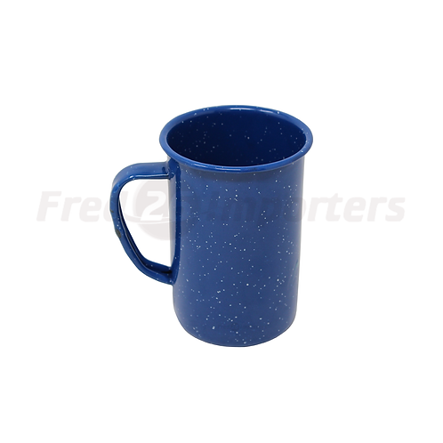 20oz. Tall Mug Royal Speckled Blue