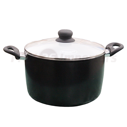 Brilliant Cook 8.5Qt Forging Sauce Pot
