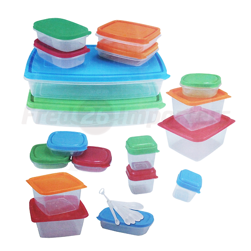 42Pcs. Storage Box Set