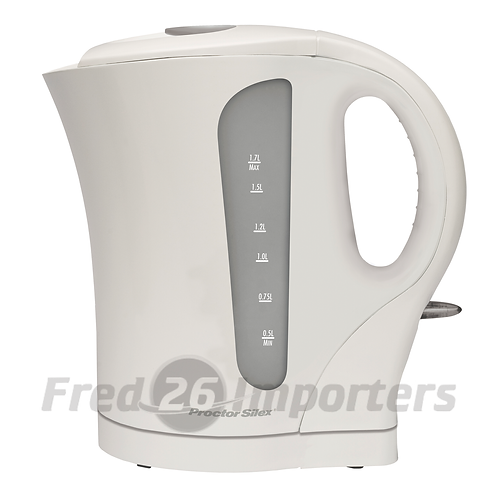 Proctor Silex 1.7 Liters Cordless Electric Kettle