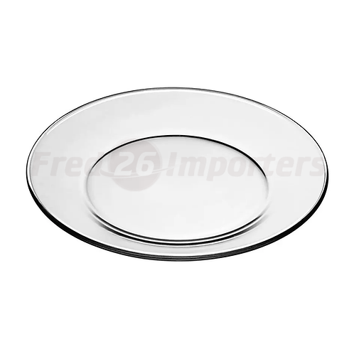 "Libbey Moderno 10.6"" Dinner Plate"