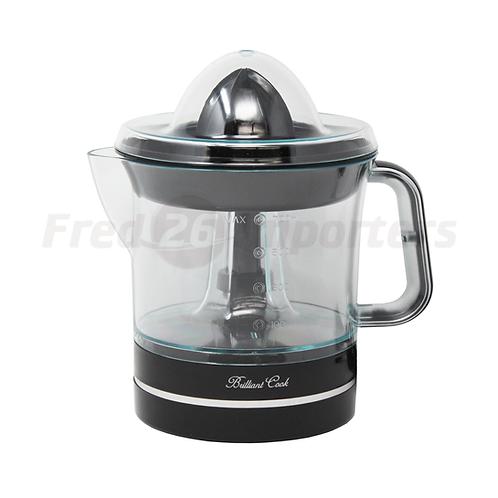 Brilliant Cook Citrus Juicer 0.7L  (Black)