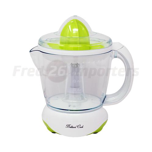 Brilliant Cook Citrus Juicer 1.0L (White/Green)