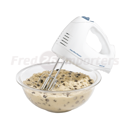 Hamilton Beach® Hand Mixer with Snap-On Case
