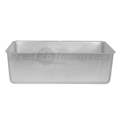 Aluminum Water Pan (18 Gauge)