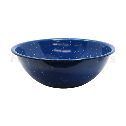 33oz. Bowl Royal Speckled Blue