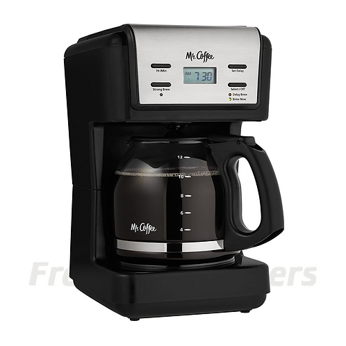 Mr. Coffee Advanced Brew 12 Cup Programmable Coffeemaker