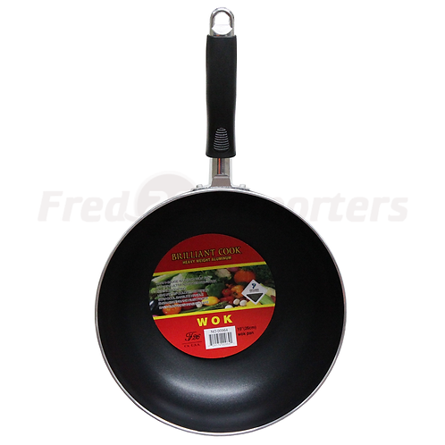 "Brilliant Cook 10"" (26cm) Wok Pan"