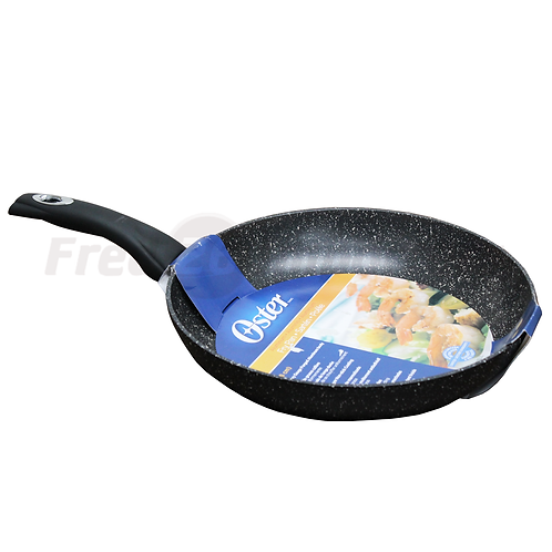 """Oster Caswell 12"""" Aluminum Fry Pan"""