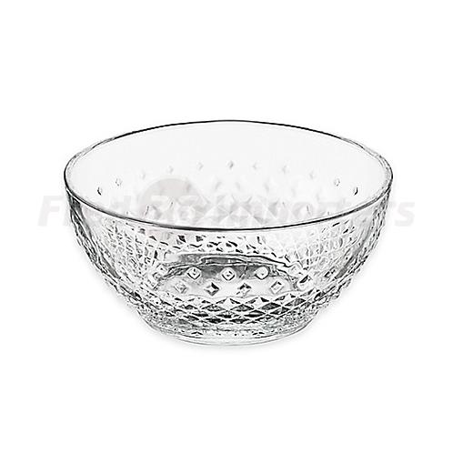 """Libbey Montclair 6"""" Glass Bowl"""