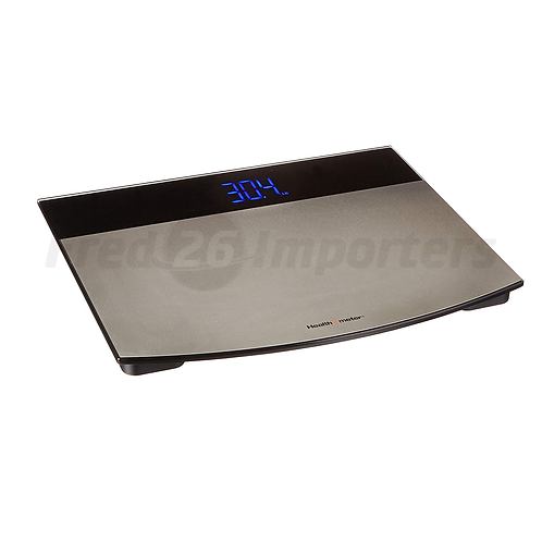 Health o Meter Stainless Steel Weight Tracking Scale