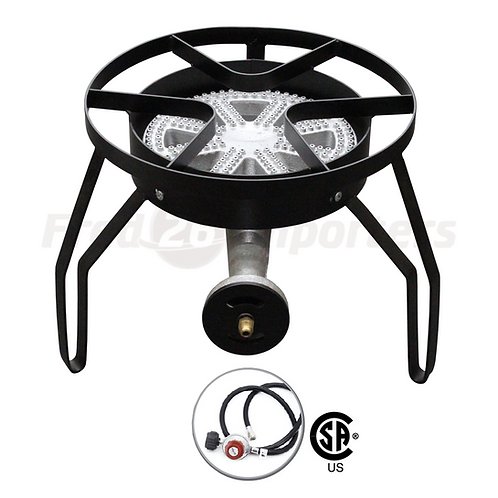 Brilliant Cook High Pressure Cast Iron Super Burner
