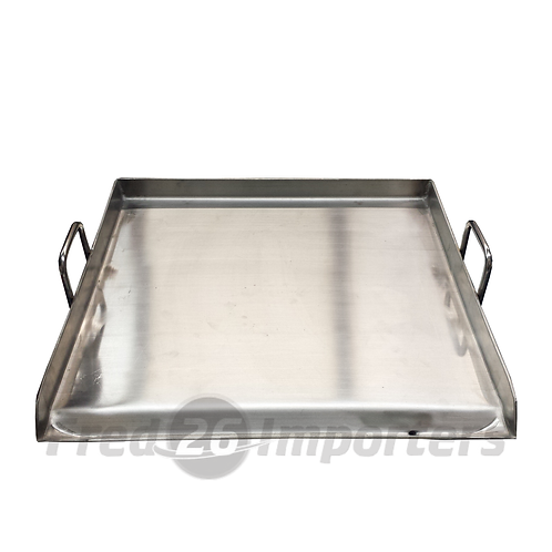 Stainless Steel Fry Pan 50*50*6CM (single -plancha)