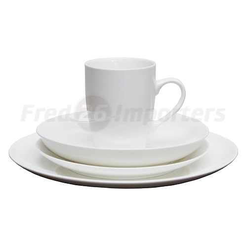 Ronnelli 16Pc. Dinnerware Set (New Bone China)