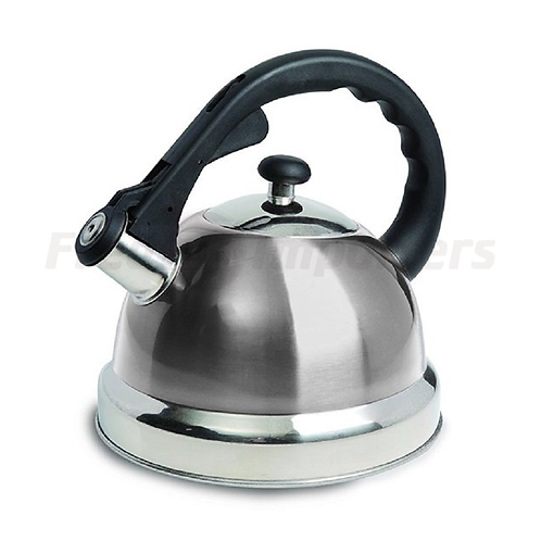 Mr. Coffee Claredale 2.2Qt. Whistling Tea Kettle