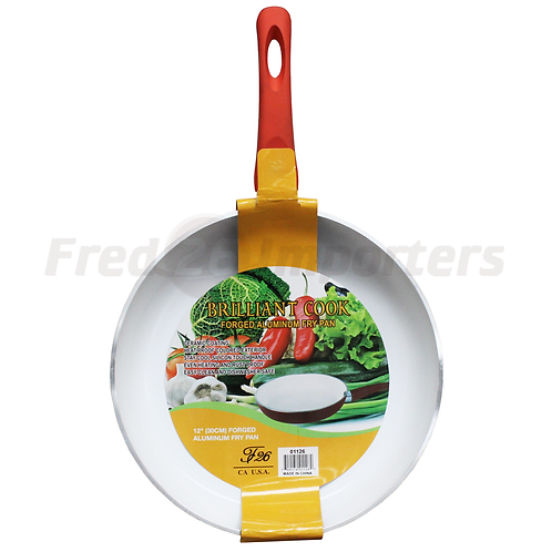 "12"" (30cm) Forged Aluminum Fry Pan"