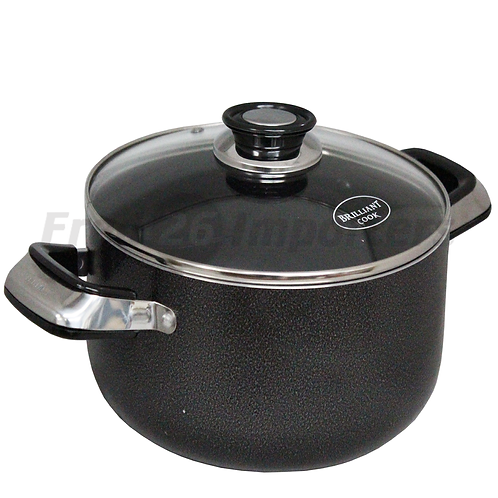 Brilliant Cook 35Qt Stock Pot