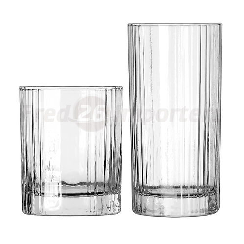 Libbey 20Pc. Stratus Glassware Set