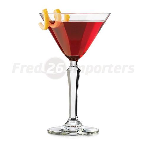 Libbey 4-Piece Capone Martini Set 6.6oz./196ml