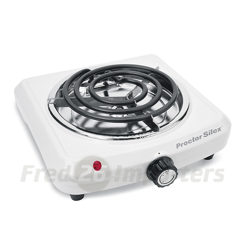 Proctor Silex Single Electric Burner