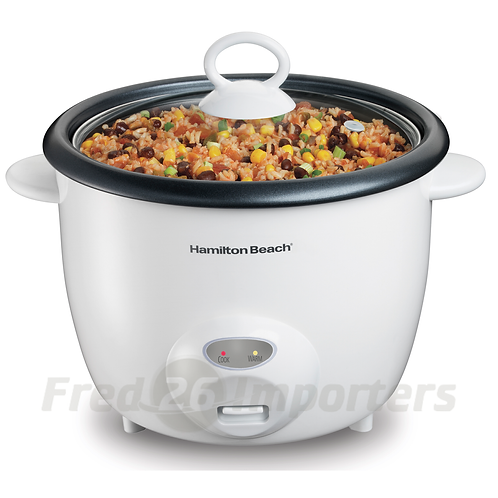 Hamilton Beach 20 Cup Rice Cooker & Food Steamer