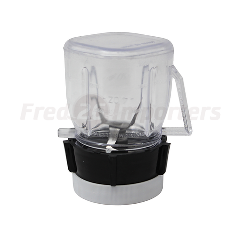 Oster Mini Plastic Jar w/ Handle Complete Set