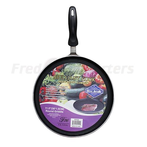 "Brilliant Cook 11.5"" Round Griddle"