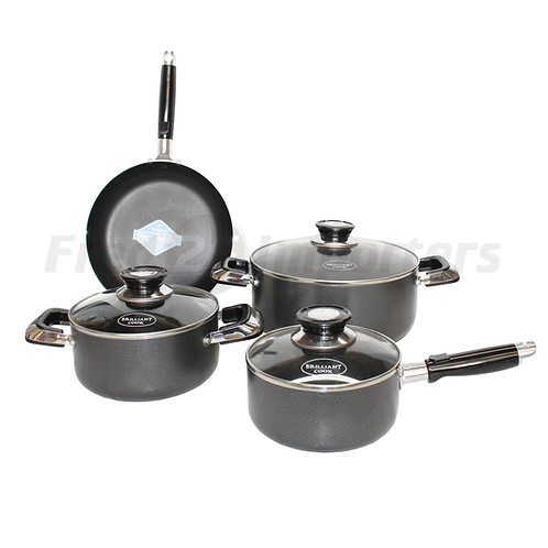 Brilliant Cook 7Pc. Cookware Set