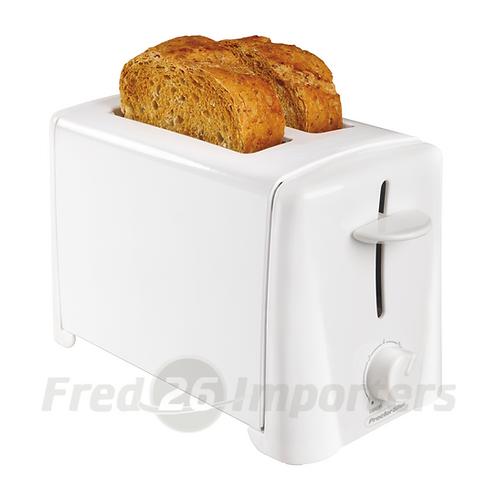 Proctor Silex 2 Slice Toaster, White