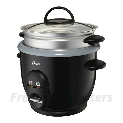Oster 6-Cup Rice & Grain Cooker w/ Steamer