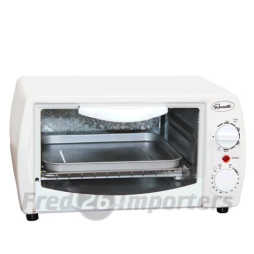 Ronnelli 4 Slice Toaster Oven