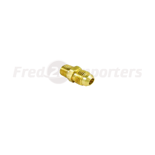 Brass Nipple 3/8x1/4 for Gas Burner