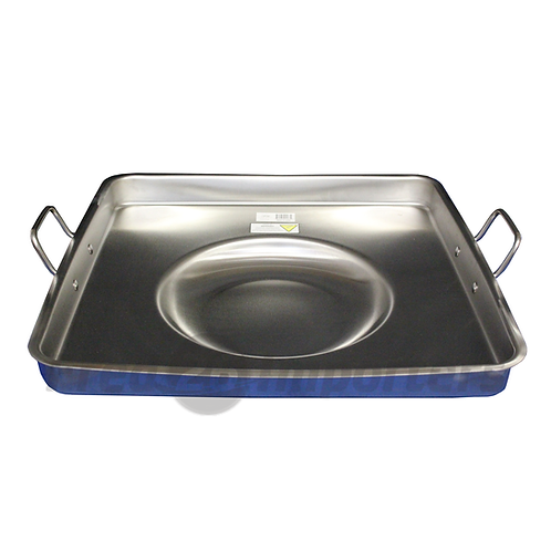 Stainless Steel Comal 50*50*9.5cm