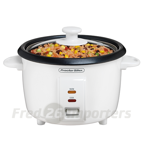 Proctor Silex 8 Cup Rice Cooker