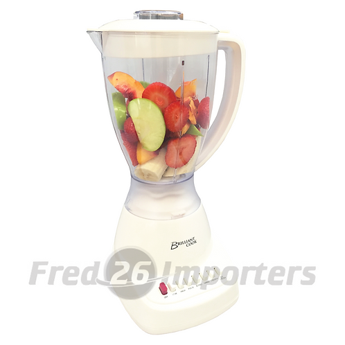 Brilliant Cook 10 Speed Plastic Blender
