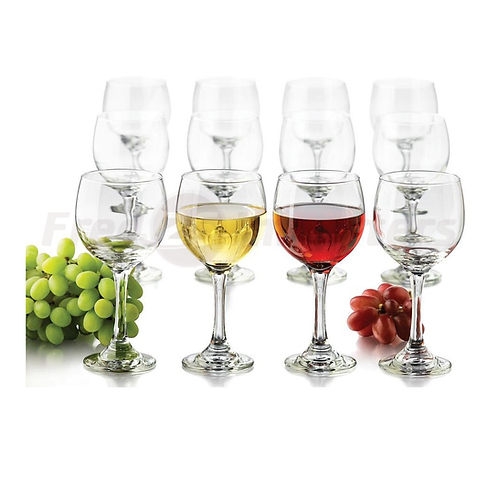 Libbey 12-Piece Wine Party Set 10.5oz./310ml