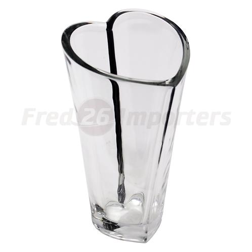 """Luminarc Heart Vase 8.5"""""""