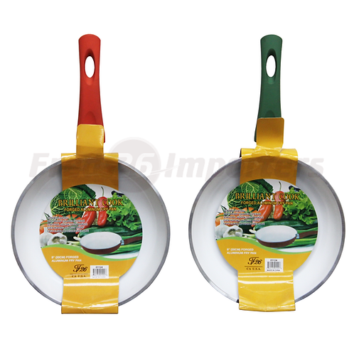 """8"""" (20cm) Forged Aluminum Fry Pan"""